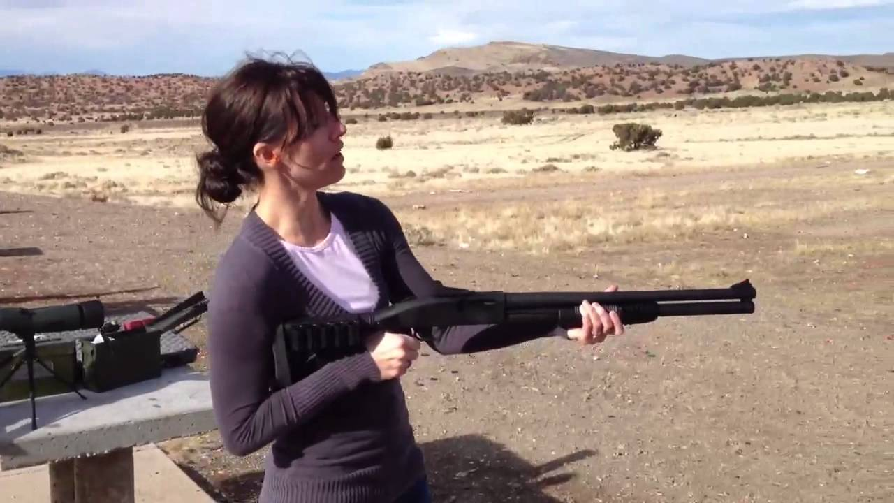 Wife gun scare video — photo 9