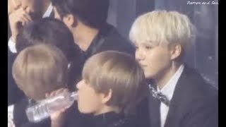 Yoonmin mama x mma moments