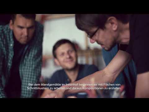 KLUB7 für Motel One Berlin-Alexanderplatz – Making Of (DE)