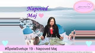 #ŠpelaSvetuje 19 - Napoved Maj