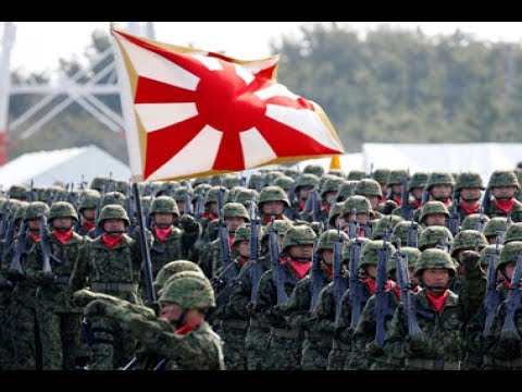 ההתעצמות הצבאית היפנית