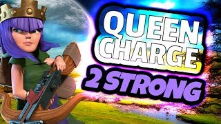 CAN'T STOP THIS! QUEEN CHARGE 2 STRONG!