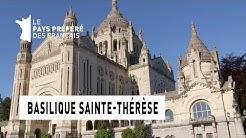 La basilique Sainte-Thérèse de Lisieux - Région Normandie - Le Monument Préféré des Français