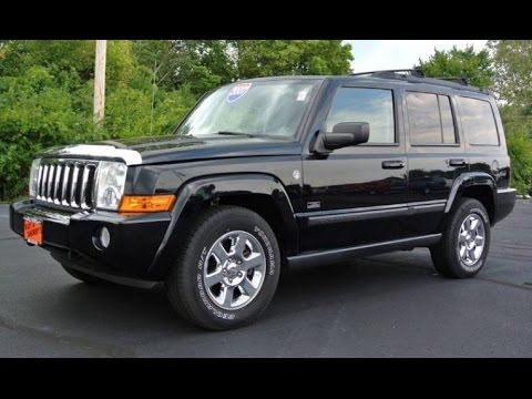 2007 Jeep Commander Sport Rocky Mountain Edition For Sale Dayton ...