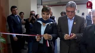 Tema: Inauguración de Centro de talleres de investigación en la Facultad de Derecho