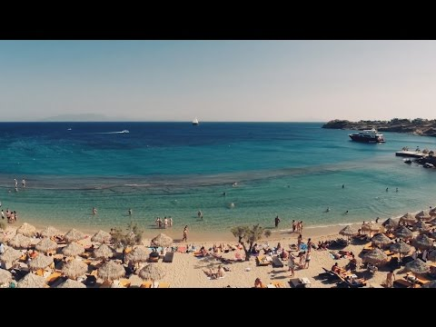 Paradise Beach Mykonos | Official Trailer 2015