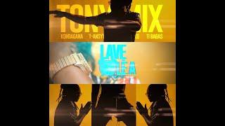 Lave lè a (Remix) [Tonymix & T-Ansyto] Feat. T-Babas, Black Mayko & Kondagana