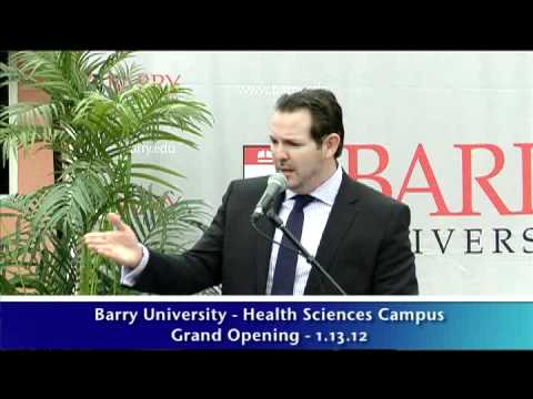 City of Hollywood - Barry University Opening Ceremony.mp4