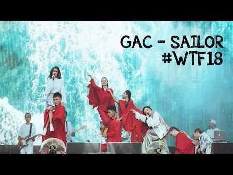 GAC (Gamaliel Audrey Cantika) - Sailor Live At We The Fest 2018