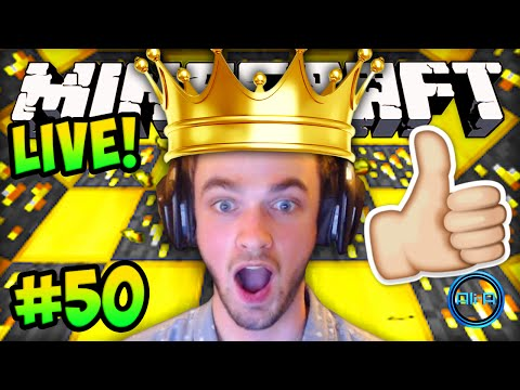 """MINECRAFT (How To Minecraft) - w/ Ali-A #50 - """"SPECIAL HYPE!"""""""