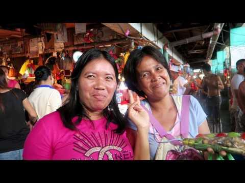 Tagum City Philippines, Wet Market, Fish