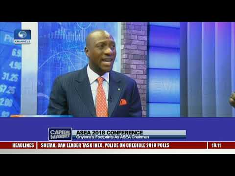 Previewing Annual ASEA Meeting With Onyema |Capital Market|