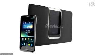 Asus CEO shows off Padfone 2 a week before global launch