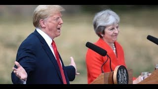 Trump tells May to abandon