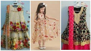 Trending Baby girl Eid dress collections