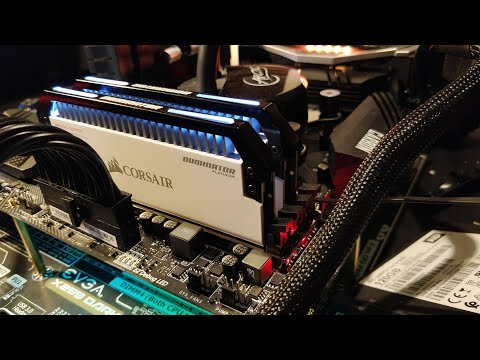 32 GB Corsair Platinum RGB DDR4 3600 im Test - Workstation, Gaming
