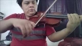 SOG - Keneth Xiloj - violín intermedio y avanzado