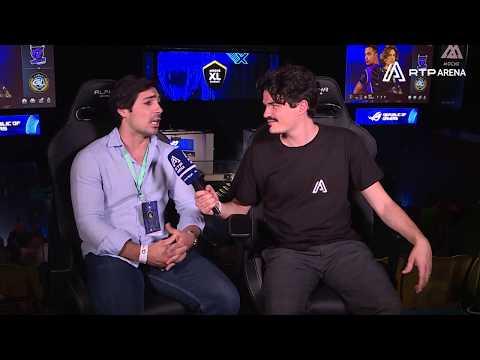 Entrevista a Paulo Pereira - Huawei  RTP Arena