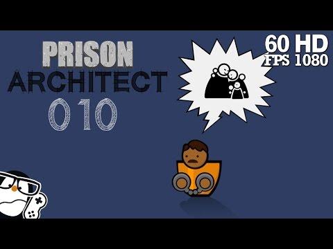 Prison Architect Alpha 33 #010 - Harte Jungs [Deutsch|German] Let's Play