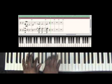 Breathe (Byron Cage) [Pocket Piano Tutorial] SAMPLE