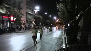 ΝΥΧΤΕΡΙΝΟΣ ΗΜΙΜΑΡΑΘΩΝΙΟΣ ΘΕΣΣΑΛΟΝΙΚΗΣ 2013 ΘΕΟΔΟΣΗΣ ΜΑΤΟΠΟΥΛΟΣ 4 km ΠΡΙΝ ΤΟΝ ΤΕΡΜΑΤΙΣΜΟ