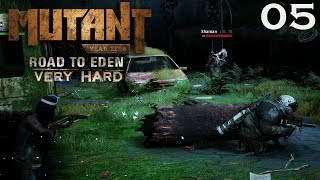 Mutant Year Zero (VeryHard) - 05 - Defeating The Shaman - Mutant Year Zero Gameplay