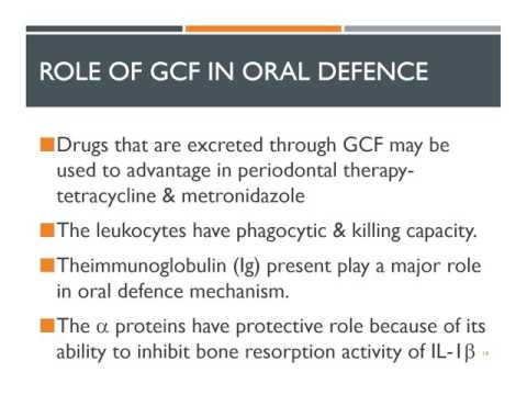 Pathogenesis of periodontal disease I-DEFENCE MECHANISM OF THE GINGIVA By Dr Modupeore Sorunke