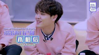 Download [ENG] Idol Producer EP8 Behind the Scenes: Bi Wenjun catches You Zhangjing eating in secret