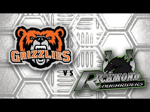 Grizzlies vs Roughriders 2018