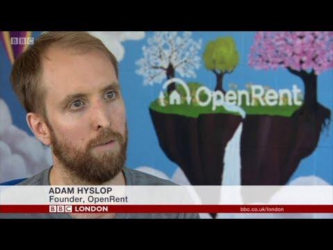 BBC News Segment: Online Competition in Rentals
