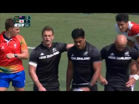 NZ vs Japan |Rugby Men