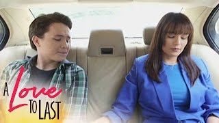 a love to last lucas sees michael calling grace   episode 93