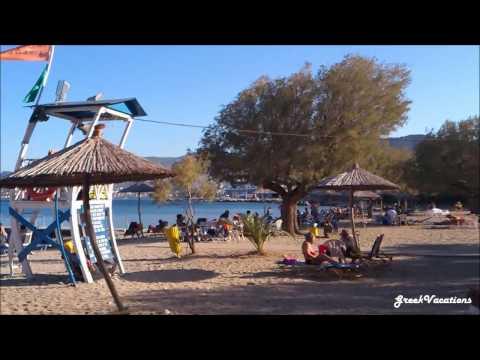 Tsamakia beach, Lesvos HD