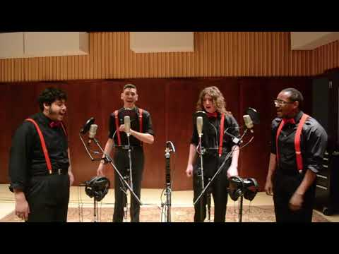 I Got Rhythm - Out of Time Barbershop Quartet-Schenectady County Community College