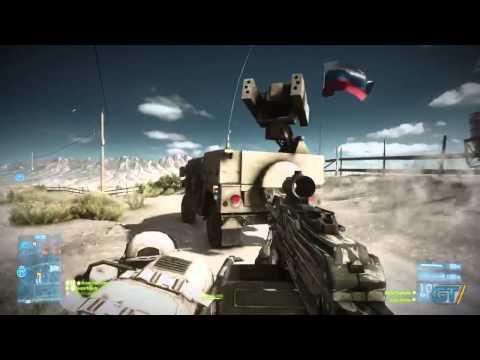 Battlefield 3 - End Game DLC Trailer