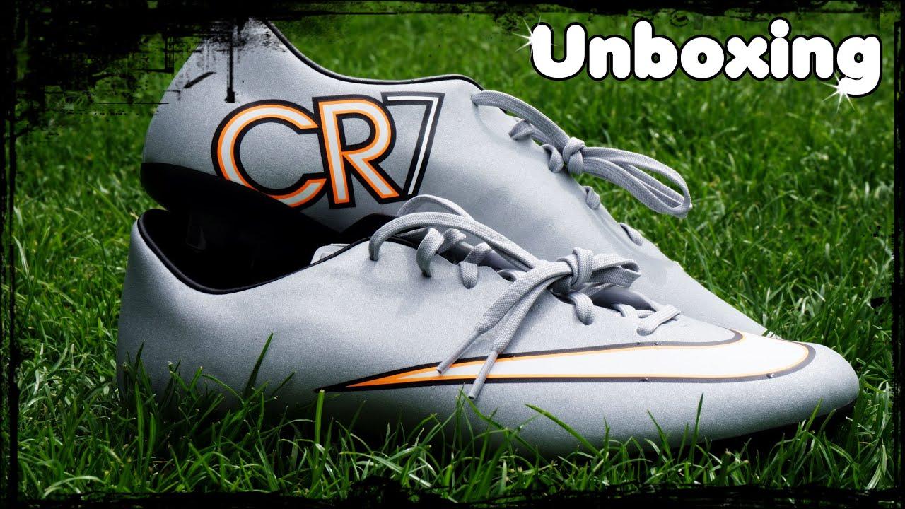c3ff5ef36385 UNBOXING  Nike Mercurial Victory V CR FG - YouTube