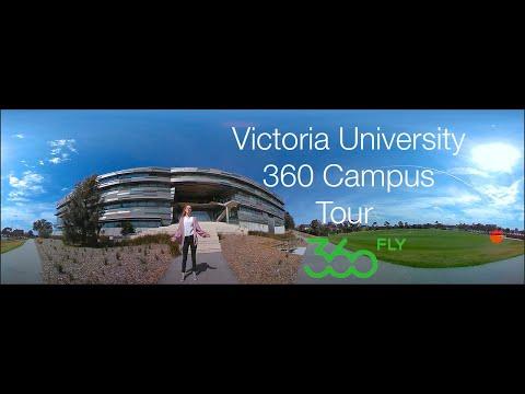 Victoria University 360 Campus Tour