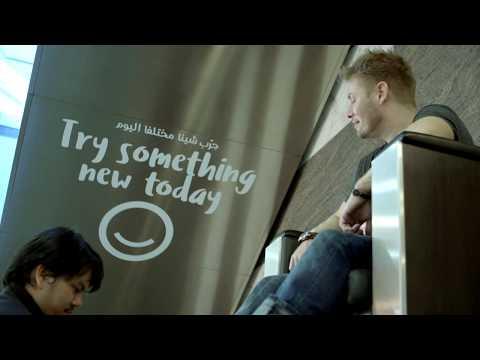 [Smart Dubai]  -The Happiness Agenda | Emirates Towers UHD 4K