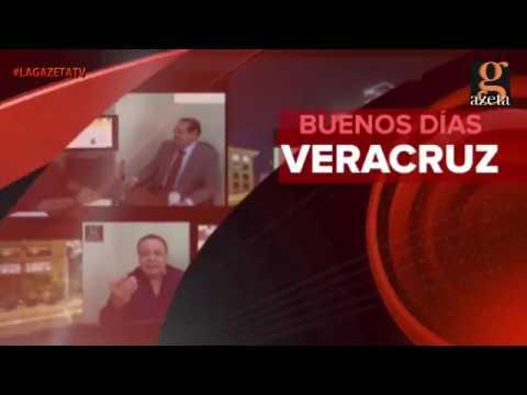 8 enero 2018 #NOTICIERO #BUENOSDIASVERACRUZ #LAGAZETATV #XALAPA #VERACRUZ #cdmx