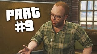 "Grand Theft Auto 5 - First Person Mode Walkthrough Part 9 ""jewel Store Casing"" (gta 5 Ps4 Gameplay)"
