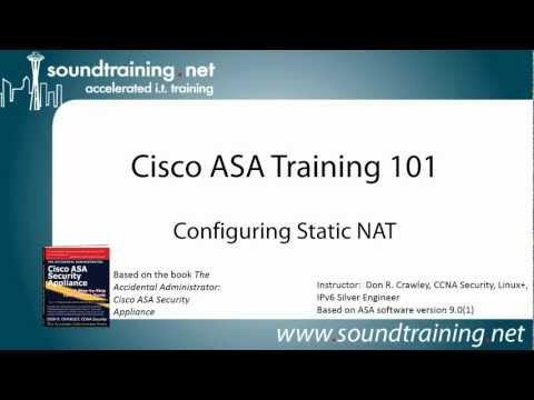 Cisco ASA 5505 Firewall Initial Setup:  Cisco ASA Training 101