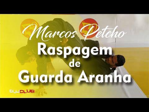 Raspagem Partindo da Guarda Laço  com Marcos Petcho - Jiu Jitsu - BJJCLUB