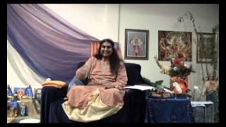 We Belong to God - Part 2 - Sri Swami Vishwananda, Darshan 29.12.11