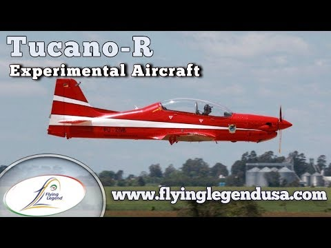 Tucano, Tucano R Experimental, Tucano LSA, Aircraft Flight Review, Flying Legend USA MDW17