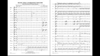 Music for a Darkened Theater by Danny Elfman/arr. Michael Brown