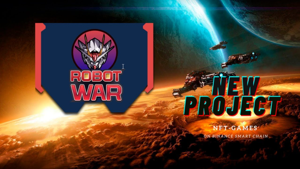 Download ROBOT WARS. MAS DE LO MISMO. TOKEN $WAR. PASEN Y VEAN.