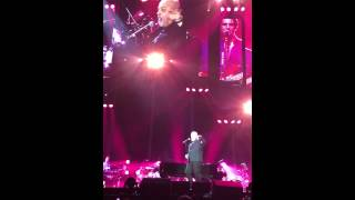 "Billy Joel ""Uptown Girl"" Wrigley Field w/ Guest Amy Schumer 8/27/15"