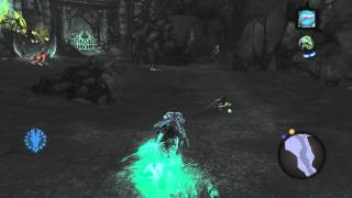Darksiders 2 Gameplay - Riding Despair