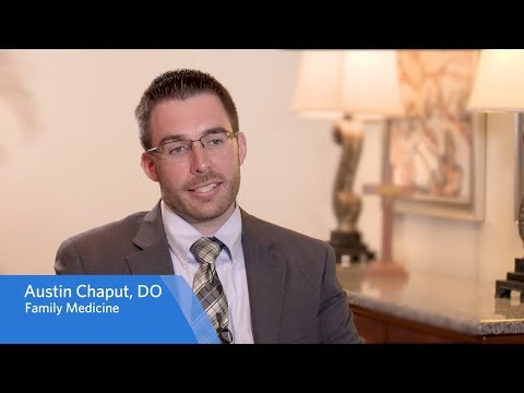 Meet Austin Chaput, DO, Family Medicine | Ascension Florida