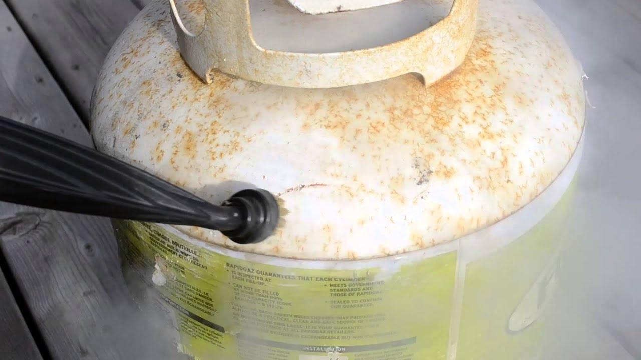 Comment nettoyer la rouille de surface sur du b ton avec un nettoyeur vapeur youtube - Nettoyer la rouille ...